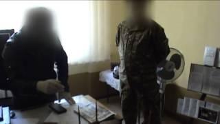 На взятке попался командир воинской части
