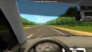 3D Инструктор/City Car Driving - Лада Приора (Lada Priora) TazStyle