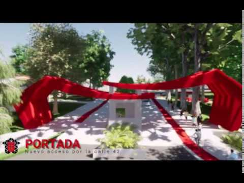 #LaUTAvanza   Conoce el proyecto Paseo Universitario Von Humboldt