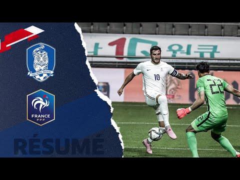 Corée du Sud - France Olympique (1-2), le résumé