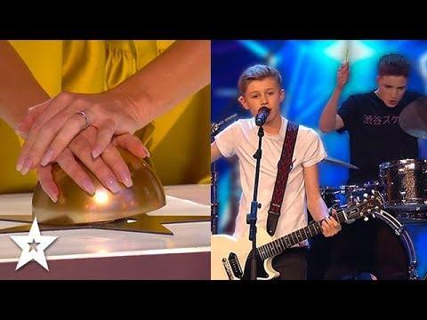 Kid Rock Band Get GOLDEN BUZZER On Britain's Got Talent 2019! | Got Talent Global