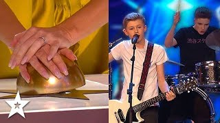 Kid Rock Band Get GOLDEN BUZZER On Britain's Got Talent 2019! | Got Talent Global