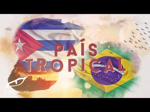 Albita & Alexandre Pires - País Tropical (Lyric Video)