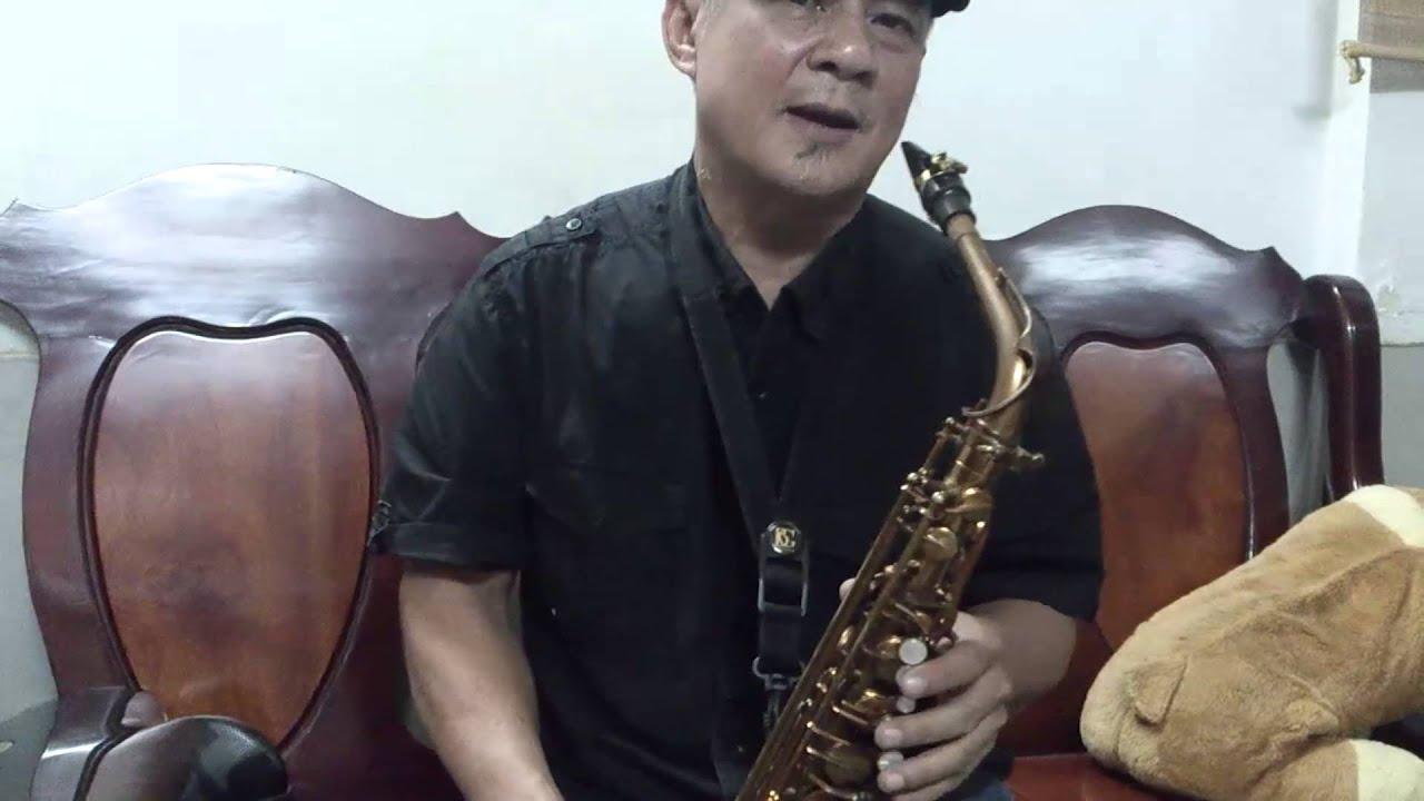 Tự học saxophone - phần 5 #1