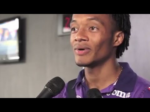 Juan Cuadrado: 'John Terry Promised To Welcome My Wife To Chelsea'