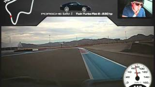 Chris Rempel Driving The Porsche 997 Turbo (may 4th, 2014)