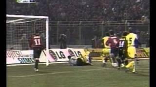 Албания - Украина 0:2. Отбор к ЧM-2006 (обзор матча).