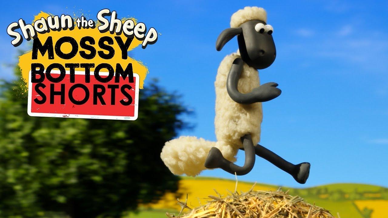 Khối cỏ khô   Mossy Bottom Shorts   Những Chú Cừu Thông Minh [Shaun the Sheep]