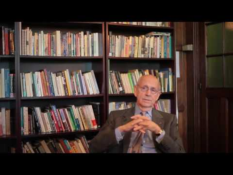 Justice Stephen Breyer: Judgeship around the World,  A Supreme Court Justice's View