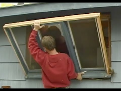 How To Do Replacement Windows