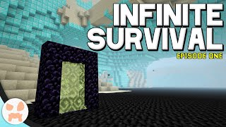 NEW WORLD, INFINITE DIMENSIONS! | Infinite Survival Episode 1