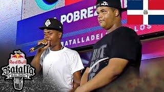 KDT RAPSOLDIER vs MELVIN LA CURA: Final - Final Nacional República Dominicana 2018  