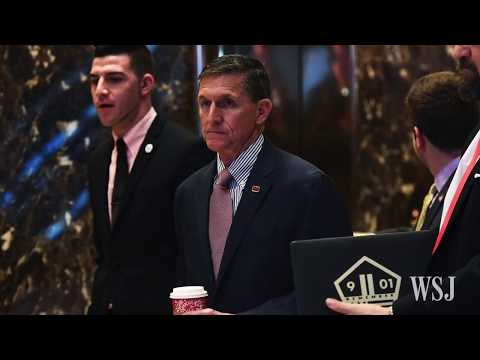 Ex-CIA Director: Mike Flynn and Turkish Officials Discussed Removal of Erdogan Foe From U.S.