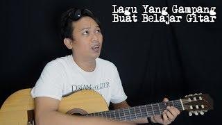 Lagu Untuk Belajar Gitar Paling Gampang