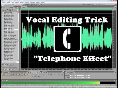 Vocal Editing Trick -