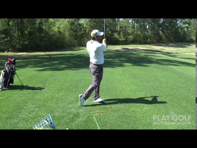 Tip Tuesday: How to Get Proper Position for the Bottom of Your Swing