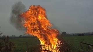 massive petrol fireball the slow mo guys