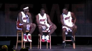 LeBron James Game 7 Post Game Press Conference (NBA Finals) [6/20/2013]