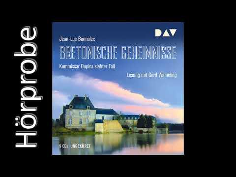 Bretonische Geheimnisse (Kommissar Dupin 7) YouTube Hörbuch Trailer auf Deutsch