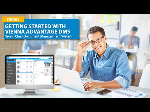 Getting Started with VIENNA Advantage Document Management - DMS software