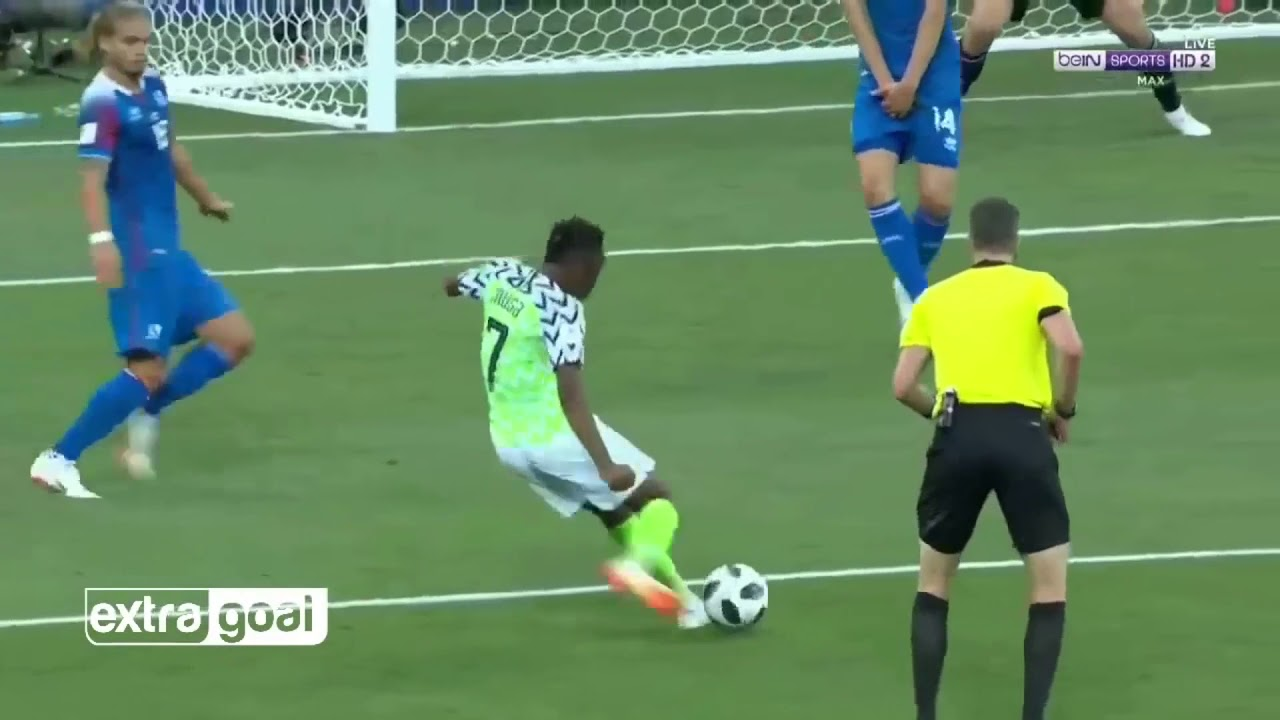 Download NIGERIA VS ICELAND 2 -0 -This is how nigerians celebrate victory with a song