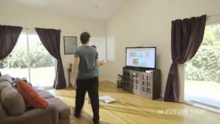Nintendo Wii U: Wii Fit U -- Future Shop @ E3 2012
