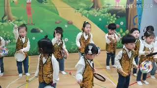 어린이집 발표회 (퐁퐁퐁 포도야, 소고 공연, 단체 합…