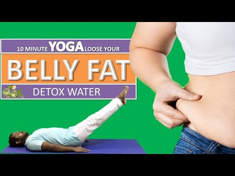 weight loss  belly fat yoga for flat stomach  abs  10
