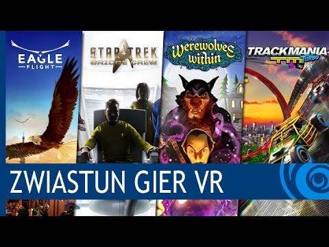 Ubisoft – Zwiastun gier VR