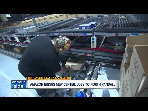 Amazon to bring new center and jobs to Northeast Ohio