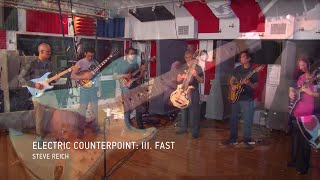 Los Angeles Electric 8 - Electric Counterpoint: III. Fast