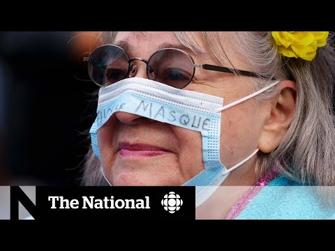 CBC News: The National: Tracing the roots of the anti-mask movement