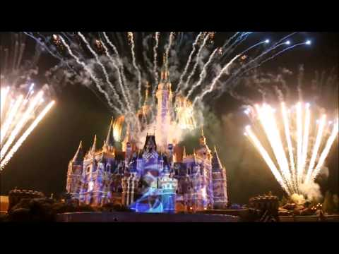 Ignite the Dream (VIP Section) - Shanghai Disneyland - Shanghai Disney Resort