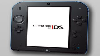 Nintendo 1DS Announcement!