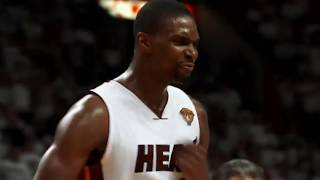 Miami Heat Give Chris Bosh Epic Tribute Video Ahead Of Jersey Retirement