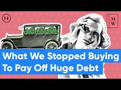 5 Things We Gave Up To Pay Off $117,000 Of Debt In 4 Years | Making it Work
