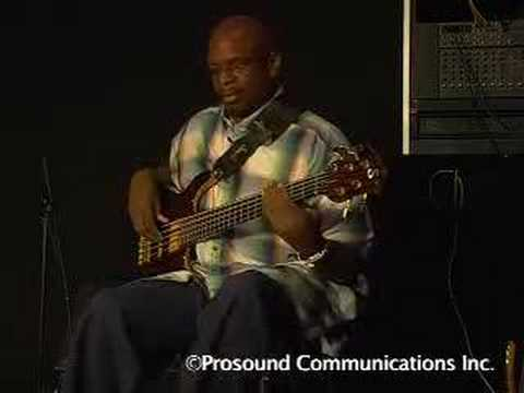 Melvin Davis talks about Xotic Bass RC Booster