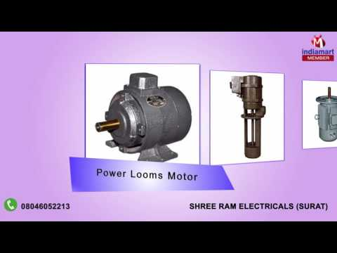 Electric And Flange Motor By Shree Ram Electricals, Surat