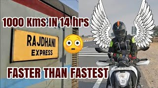 1000 Kms in just 14 HOURS | DOING THE IMPOSSIBLE | DELHI to JAISALMER