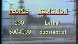 CIA video briefing for Reagan: Chernobyl Disaster