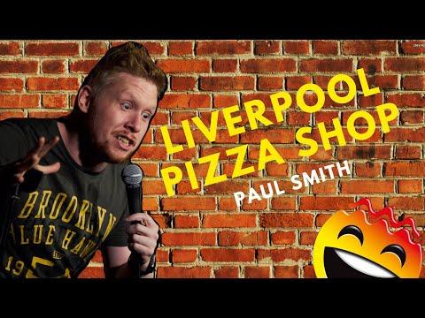 Paul Smith | Liverpool Pizza Shop