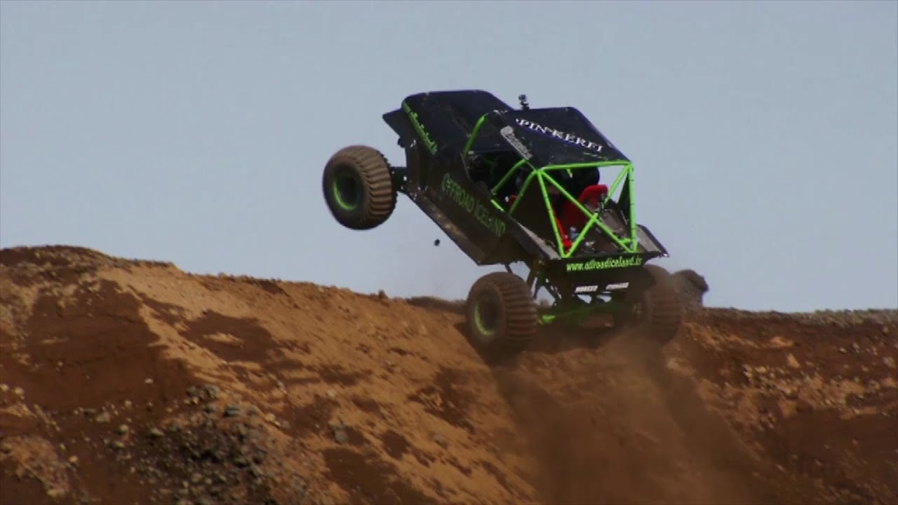 Extreme Uphill Formula OffRoad Racing with Hafsteinn Thorvaldsson - Fifth Gear