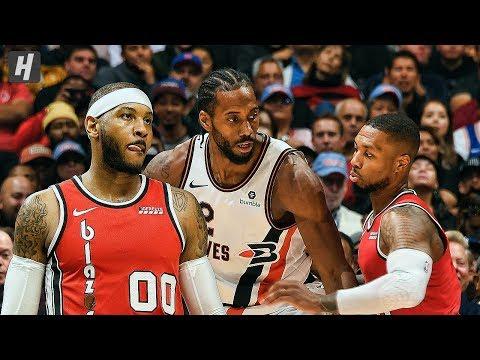 Portland Trail Blazers vs Los Angeles Clippers - Full Highlights   December 3   2019-20 NBA Season
