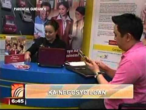 Pest Off Ka-Negosyo Business Loan Partnership
