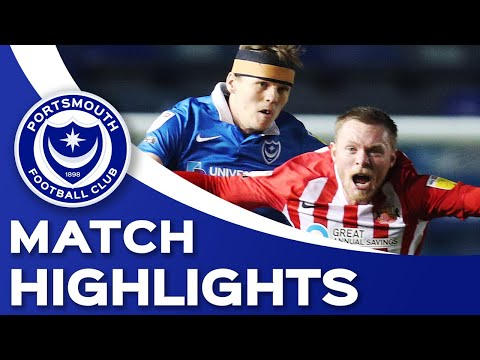 Portsmouth Sunderland Goals And Highlights