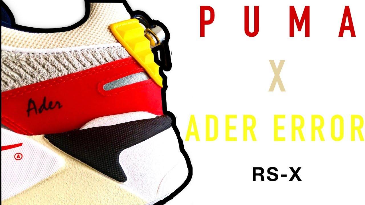 Puma X Ader Error RS-X (The Best RSX