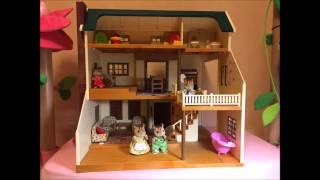 Дом бурундуков