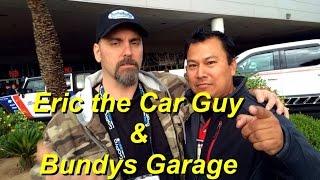 Eric the Car Guy at SEMA 2015: https://youtu.be/THyyNhSGaEY Had the...