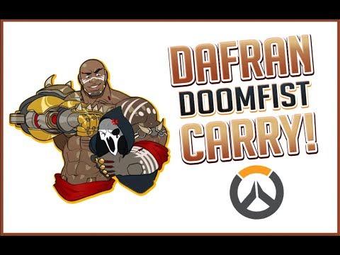 Dafran carrying with Doomfist