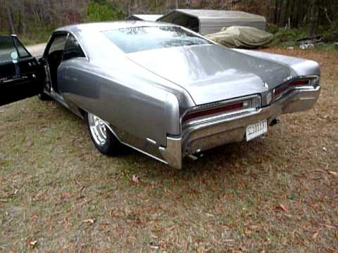 1967 buick lesabre dual exhaust w flowmasters. Black Bedroom Furniture Sets. Home Design Ideas